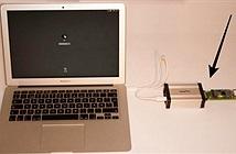 Thiết bị mới cho phép hack máy Mac chỉ trong 30 giây
