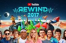 Nhóm hài FapTV của Việt Nam lọt vào danh sách những video YouTube Rewind 2017