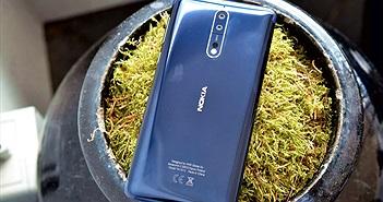 Nokia 9 sẽ dùng màn hình OLED 5.5-inch của LG, cài sẵn Android 8.0 Oreo