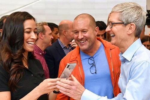 iPhone X giúp giá trung bình iPhone đạt kỷ lục 740 USD vào năm sau