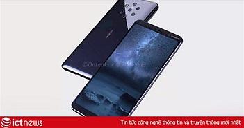 Nokia 9 Pureview sẽ có 3 phiên bản, hỗ trợ 4G, ra vào đầu năm 2019