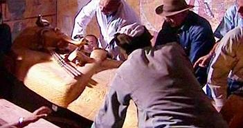Sáu nhà khảo cổ chết bí ẩn sau khi mở quan tài Ai Cập cổ đại