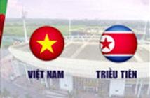 16h00 ngày 20/12, VFF mở bán vé online trận đấu Việt Nam- Triều Tiên