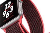 Apple Watch Nike+ Series 3 LTE giảm 125 USD, chỉ còn 284 USD