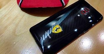 Lenovo chia sẻ hình ảnh của Lenovo Z5 Pro GT Ferrari Edition