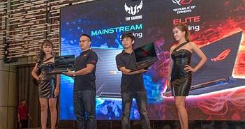 Republic Of Gaming (ROG) ra mắt laptop gaming mới TUF FX505/FX705