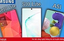 Rò rỉ cấu hình, giá bán của Galaxy S10 Lite