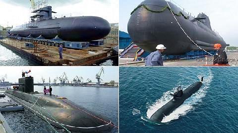 Tàu ngầm Ấn Độ: Tương lai thuộc về Nga hay phương Tây?