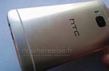 HTC One M9 lộ diện với camera 20 megapixel