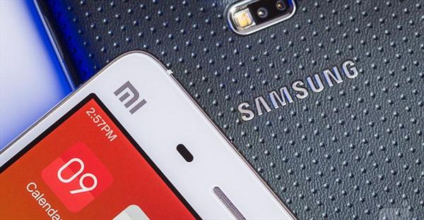 Samsung sụt giảm thị phần nghiêm trọng ở Trung Quốc