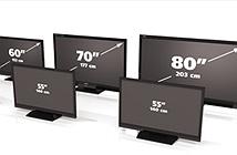 Mua TV 55 hay 65 inch cho phòng 20m2
