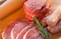 Dấu hiệu nhận biết thịt tăng trọng
