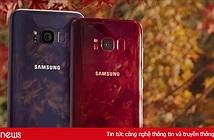Chính thức mở bán Galaxy S8 phiên bản Lá phong Đỏ từ ngày 26/1, giá 778 USD