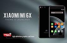 Lộ diện mặt lưng Xiaomi Mi 6X: camera kép dọc như iPhone X?