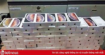 iPhone XS, Xs Max lậu chọn đường vào qua cảng hàng không Nội Bài và Tân Sơn Nhất
