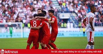 Lọt vào tứ kết Asian Cup 2019, ĐT Việt Nam được thưởng tiền tỷ