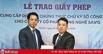 Thị trường chữ ký số công cộng Việt Nam có thêm 1 doanh nghiệp được cấp phép