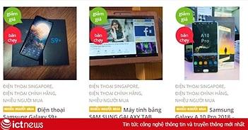 Trang web giả mạo FPT Shop, lừa đảo bán iPhone giá rẻ, bất ngờ đóng cửa
