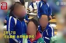 Cạo đầu học sinh đi muộn giáo viên Trung Quốc nhận kết đắng