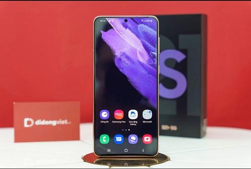 Mở bán Galaxy S21 Plus, S21 Ultra - Giá chỉ từ 18,99 triệu đồng