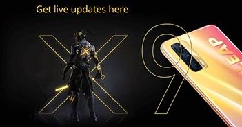 Realme X9 Pro sẽ là một trong những điện thoại đầu tiên hỗ trợ Dimensity 1200