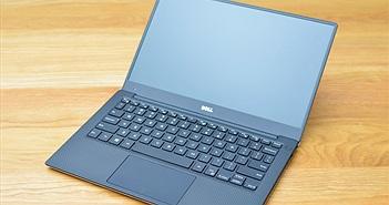 Trên tay Dell XPS 13-9343, màn hình viền mỏng, thời lượng pin tốt