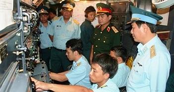Đón Tết với Sư đoàn phòng không 375 bảo vệ không phận Đà Nẵng