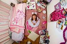 Bộ ảnh thú vị về phòng ngủ từ nhiều nơi trên thế giới