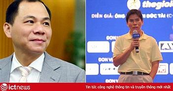 Phạt hay không phạt nhân viên: Hai trường phái quản trị đối nghịch giữa ông Phạm Nhật Vượng và ông Nguyễn Đức Tài, cùng lời giải của giáo sư Phan Văn Trường