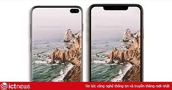 Samsung Galaxy S10+ so với iPhone XS Max: mèo nào cắn mỉu nào