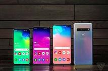 Đánh dấu 1 thập kỷ dải ngân hà, Samsung ra mắt 4 mẫu Galaxy S10