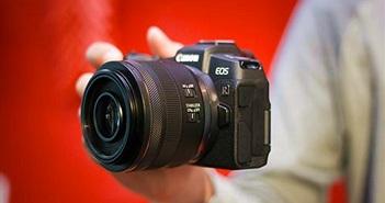 Máy ảnh full-frame Canon EOS RP về Việt Nam giá từ 38 triệu đồng