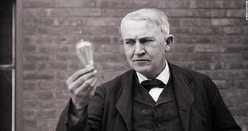Edison hoàn chỉnh bóng đèn điện nhờ tre Nhật
