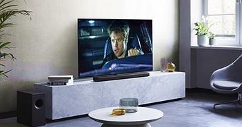 Panasonic ra mắt soundbar SC-HTB600 Dolby Atmos kèm sub không dây