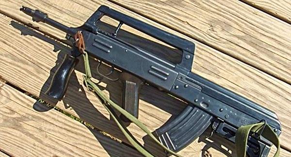 """5 mẫu súng """"nhái"""" AK-47 tệ nhất thế giới"""
