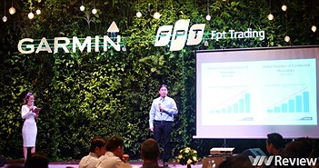 Đồng hồ thông minh Garmin chính thức vào Việt Nam, giá từ 2 triệu đồng