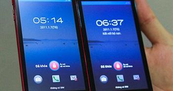 Docomo bất ngờ ra mắt smartphone giá 699.000 đồng