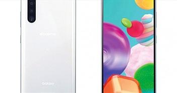 Ra mắt Samsung Galaxy A41 với 3 camera sau cực đẹp