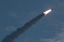 Hàn Quốc công bố thông tin sốc về tên lửa tầm ngắn Triều Tiên vừa phóng