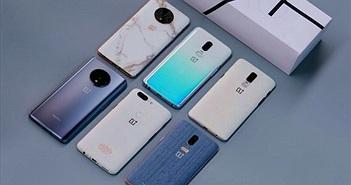 OnePlus 8 có phiên bản mặt lưng đá cẩm thạch?