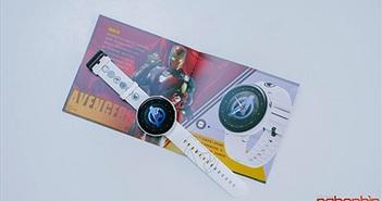 Trên tay Amazfit Verge 2 bản giới hạn Avengers đầu tiên tại Việt Nam