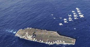 """Mỹ tập trận vạn quân phá chiến lược """"chống tiếp cận"""" Trung Quốc"""