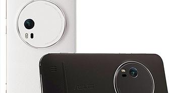 """Ra mắt ZenFone Zoom với ống kính zoom quang học """"khủng"""""""