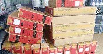 Bắt giữ 30 chiếc tivi TCL vận chuyển trái phép