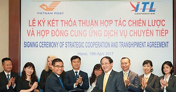 """ITL Corp """"bắt tay"""" VNPost phát triển thương mại điện tử xuyên biên giới"""