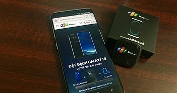 Cơ hội trúng chuyến du lịch Mỹ khi đặt trước Galaxy S8 và S8+ tại FPT Shop
