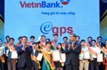 Sao Khuê 2017 vinh danh 2 giải pháp thanh toán mới của VietinBank