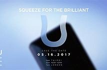 Di động cao cấp nhất của HTC ra mắt ngày 16/5