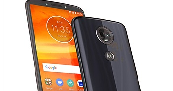 Lenovo ra mắt 3 smartphone dòng E mới: Moto E5 Play, Moto E5 Plus và E5