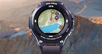 Casio công bố đồng hồ thôngminh Pro Trek WSD-F20A dành cho dân phượt